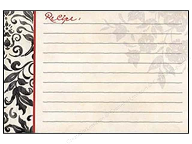 Lang Recipe Cards 4 x 6 in. Daybreak 36 pc.