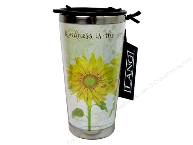 Lang Travel Mug 16 oz. Virtue Grows