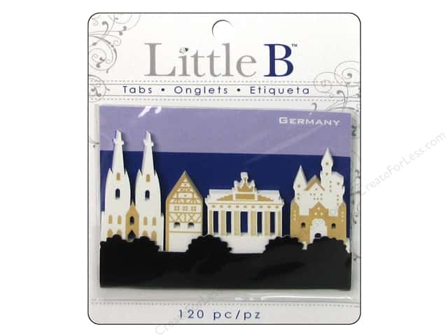Little B Adhesive Tabs Germany