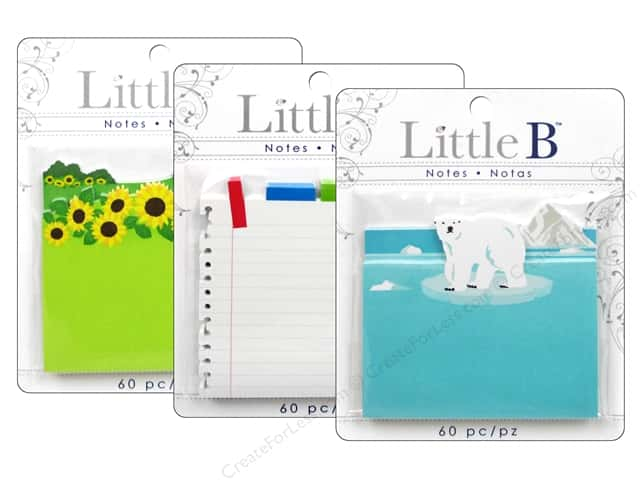 Little B Adhesive Notes