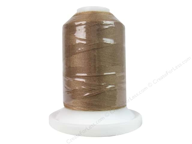 Intressa Polyester Thread 600yd Whole Grain