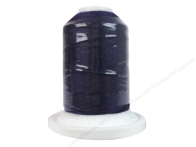 Intressa Polyester Thread 600yd Regal Purple