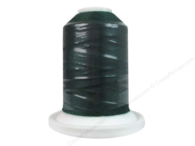 Intressa Polyester Thread 40 wt. 600 yd. Evergreen