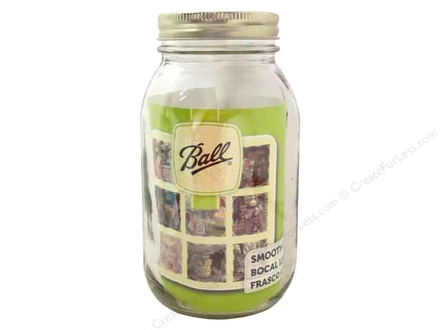 Ball Mason Jars 32 oz. Quart Regular Mouth Smooth (12 sets)