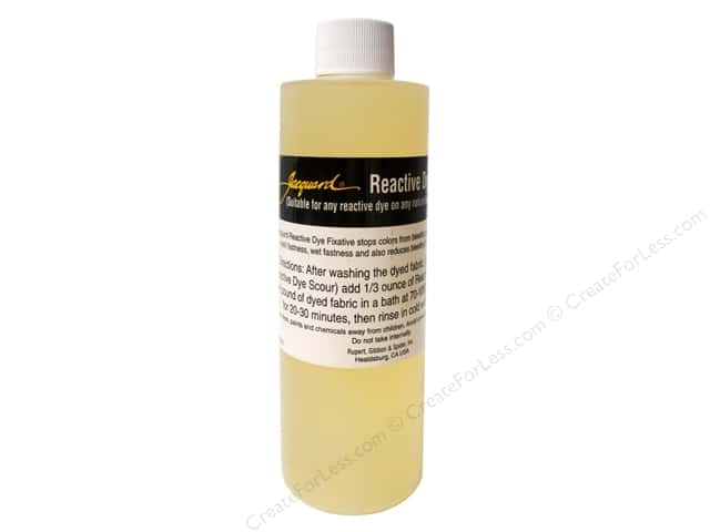 Jacquard Reactive Dye Fixative 8 oz.
