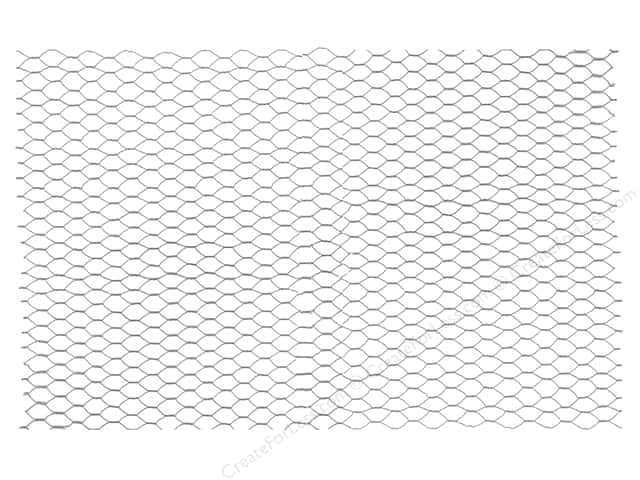 "Paper Accents Wire Mesh 1/2"" 16""x 20"""