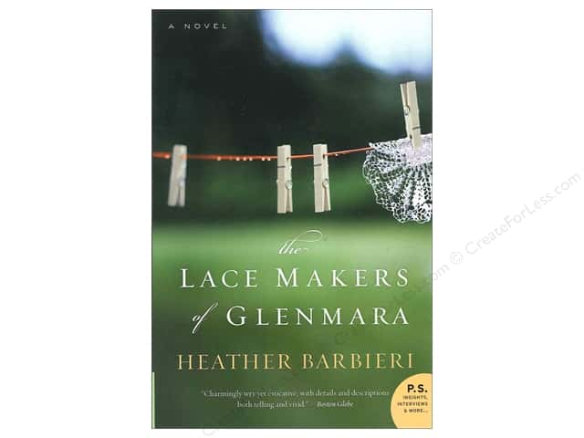 Harper Collins The Lace Makers of Glenmara Book by Heather Barbieri