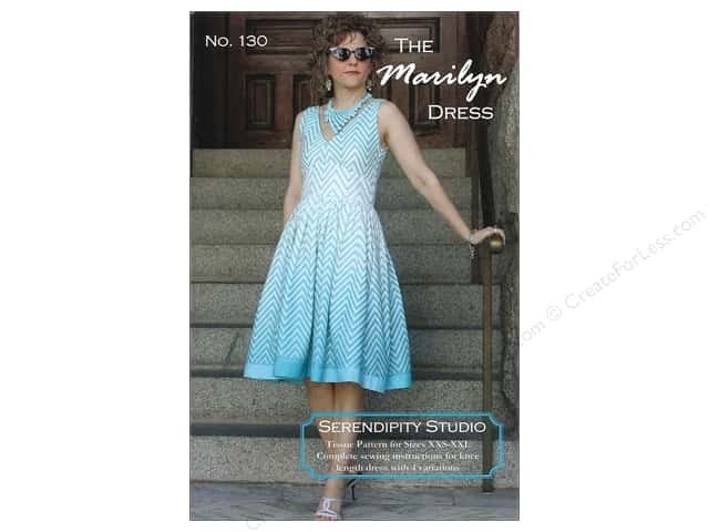 Serendipity Studio The Marilyn Dress Pattern