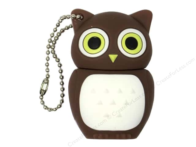 Tacony Notions USB Port 2GB Storage Owl