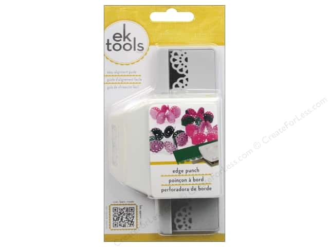 EK Paper Shapers Edger Punch Abstract Flower