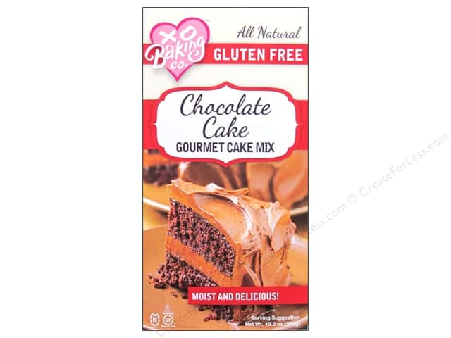 XO Baking Co Mix Chocolate Cake Gluten Free 19.5oz