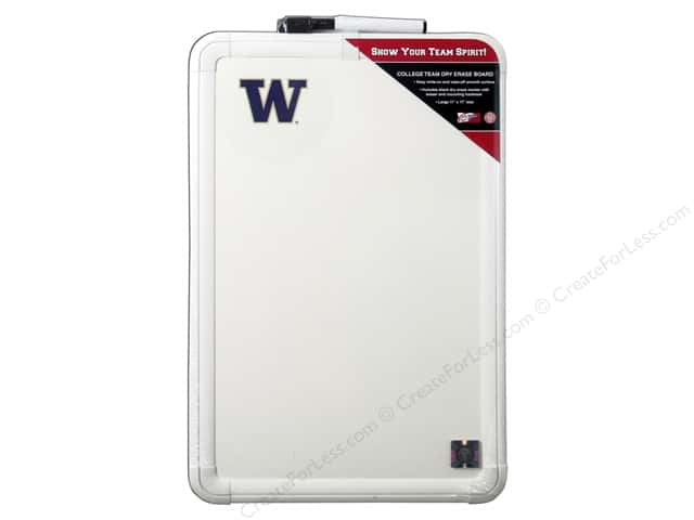 University of Washington Dry Erase Board 11 x 17 in.