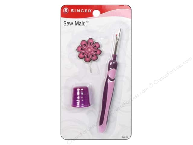 Singer Notions Sew Maid Seam Ripper/Thimble/Threader