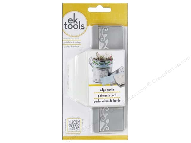 EK Paper Shapers Edger Punch English Ivy