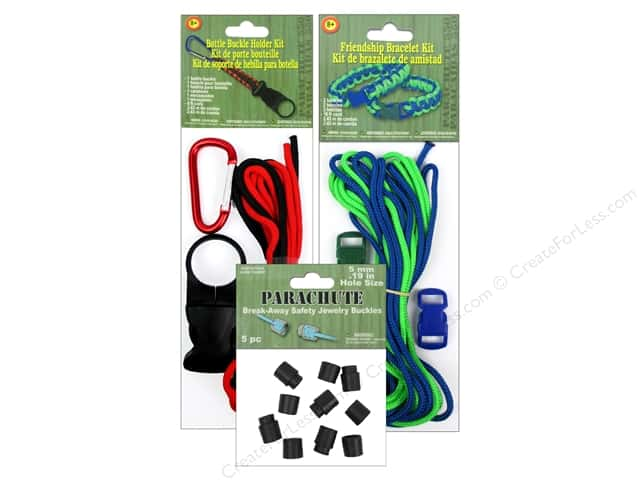 Pepperell Parachute Cord Accessories