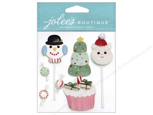 Jolee's Boutique Embellishments Sweet Treats