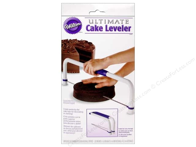 Wilton Tools Cake Leveler Folding Large