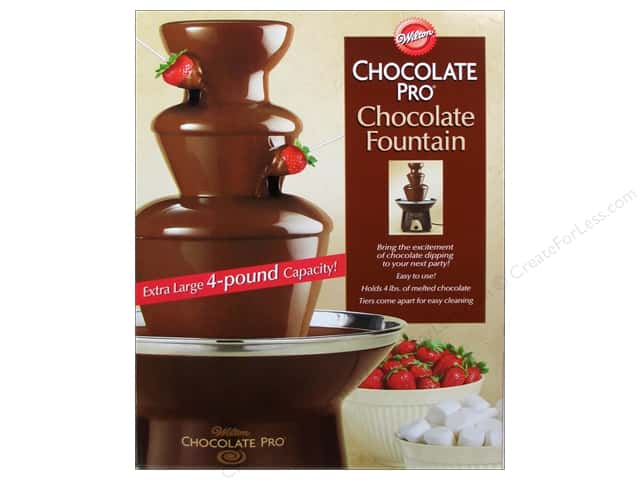 Wilton Tools Chocolate Pro Chocolate Fountain