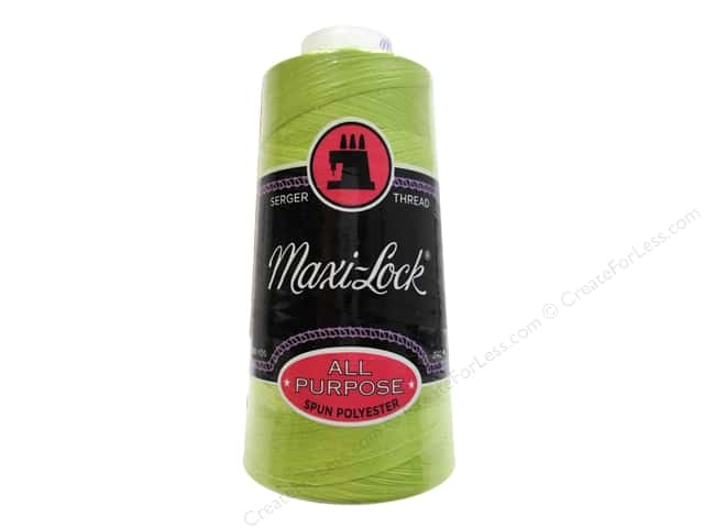 Maxi-Lock Serger Thread 3000 yd. #505 Sour Apple