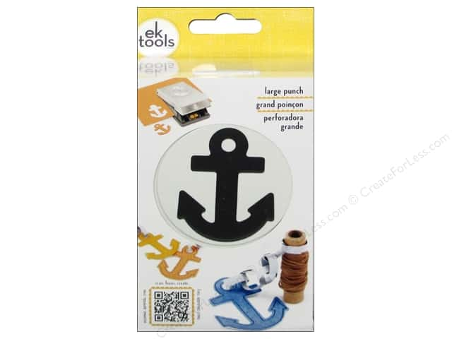 EK Paper Shapers Large Punch Anchor