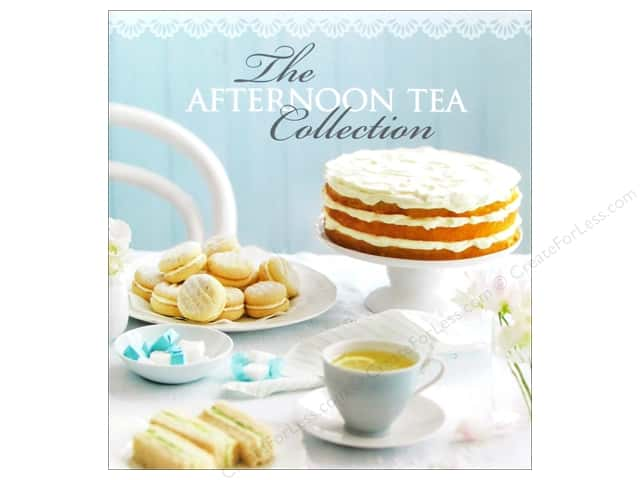 Sterling The Afternoon Tea Collection Cookbook Book