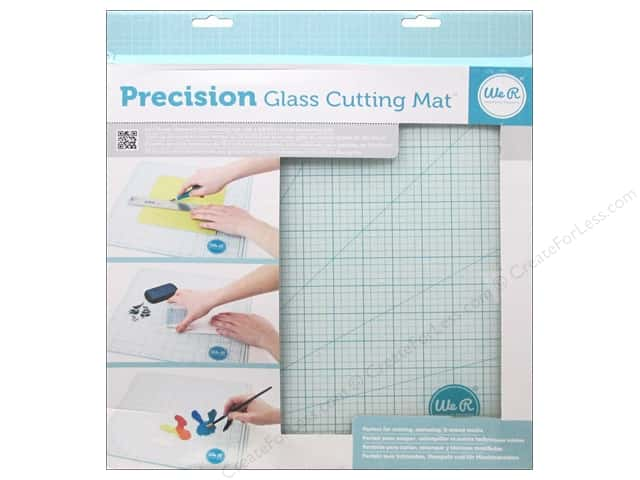 We R Memory Tool Precision Glass Cutting Mat