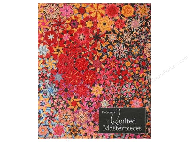 C&T Publishing Quilted Masterpieces Datekepper