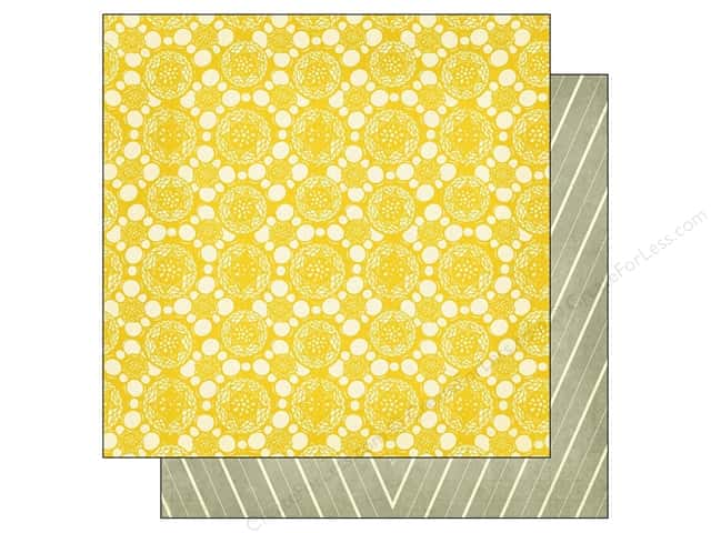Crate Paper 12 x 12 in. Paper Close Knit Fabric (25 pieces)