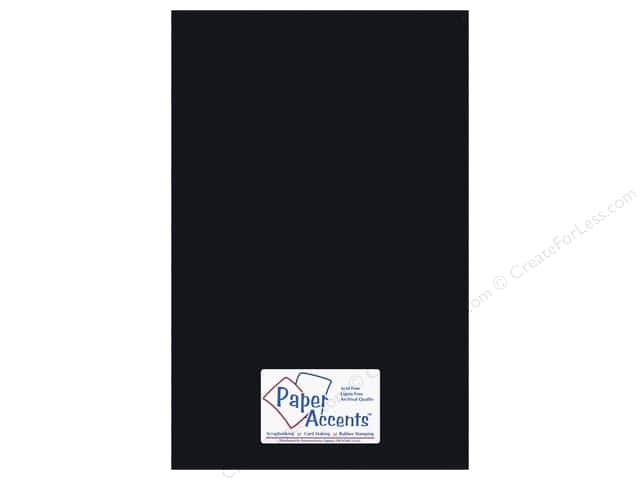 Paper Accents Adhesive Vinyl 12 x 24 in. Removable Black Chalkboard (12 pieces)