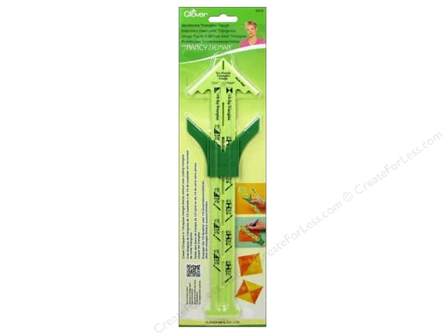 Clover No-Hassle Triangles Gauge by Nancy Zieman
