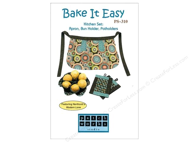 Patch Works Studio Bake It Easy Pattern