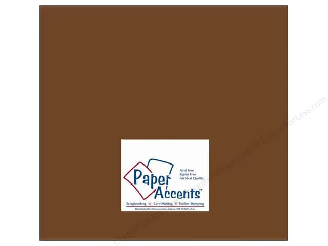 Cardstock 12 x 12 in. #10070 Stash Builder Twig by Paper Accents (25 sheets)