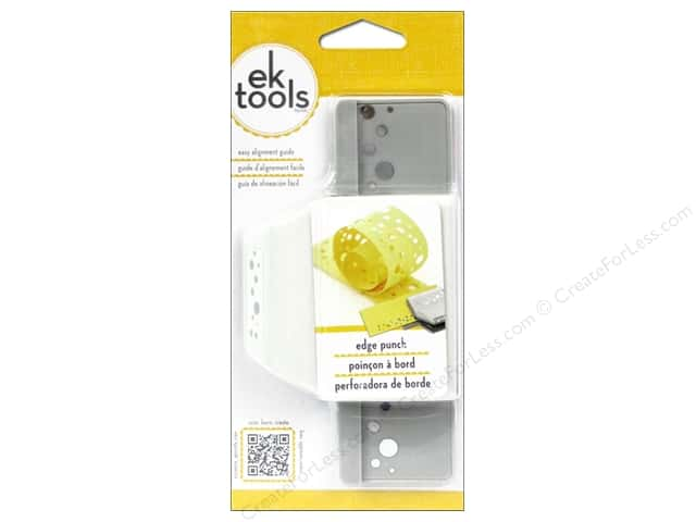 EK Paper Shapers Edger Punch Swiss Cheese