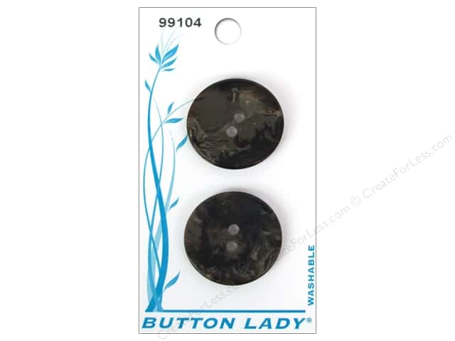 JHB Button Lady Buttons 3/4 in. Beige #99104 4 pc.