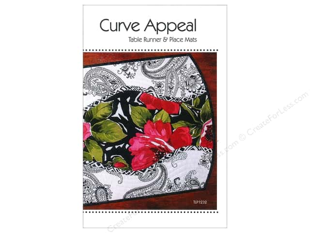 runner Appeal Pattern Place Tiger  mats & Curve Runner and Lily Table table Press Mats