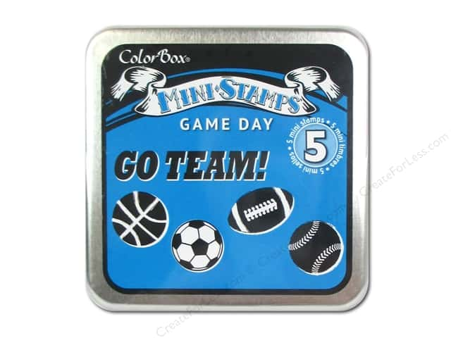 ColorBox Stamp Mini Game Day