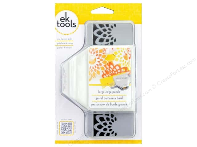 EK Paper Shapers Edger Punch Large Flower Burst