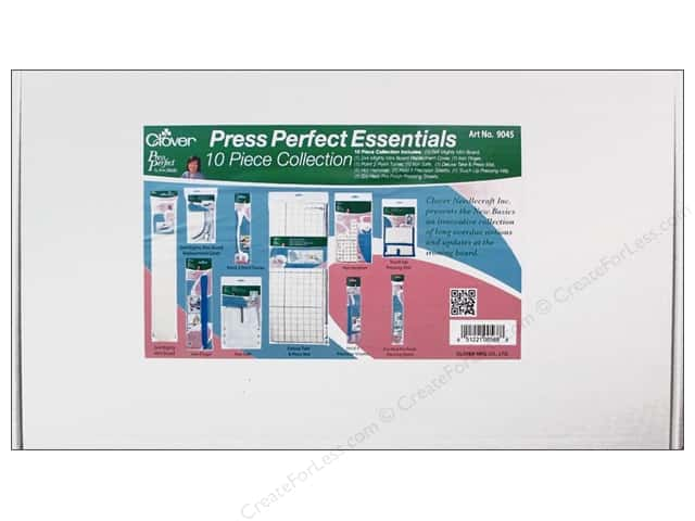 Clover Press Perfect Tools Essentials Collection 10pc