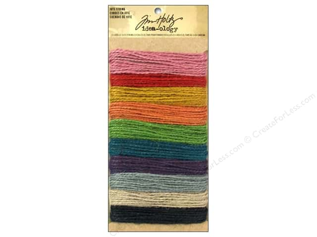 Tim Holtz Idea-ology Jute String