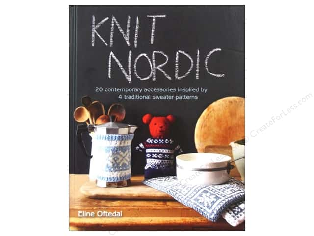 Collins & Brown Knit Nordic Book