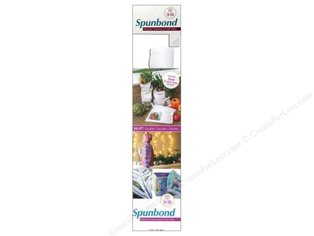 C&T Publishing Spunbond Nonwoven Craft Fabric 31 1/2 in. x 1 yd.