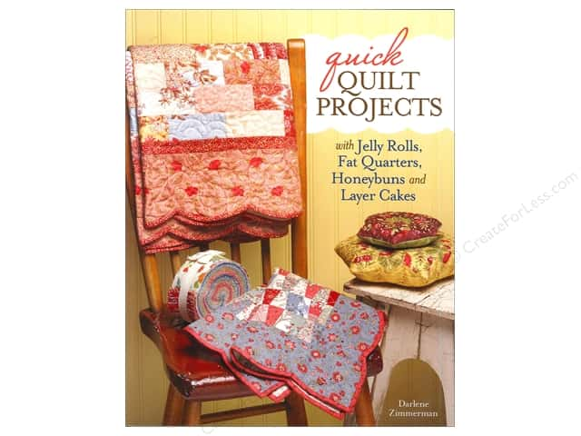 Krause Publications Quick Quilt Projects Book