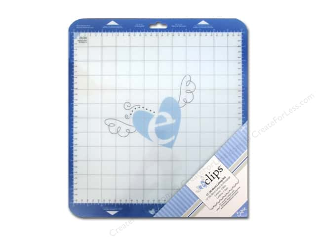Sizzix Cutting Machine & Accessories Eclips Cutting Mat 12x12 2pc
