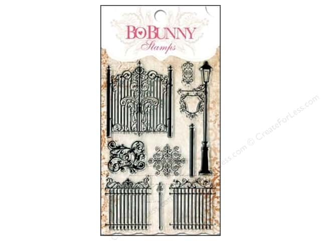 Bo Bunny Clear Stamps Gateway