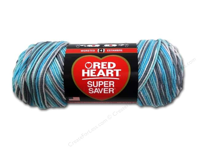 Coats & Clark Red Heart Super Saver 4ply 5oz Icelandic