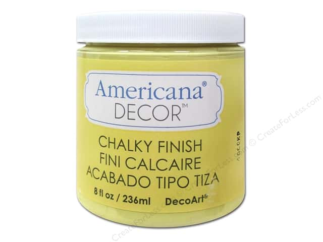 DecoArt Americana Decor Chalky Finish Delicate 8oz