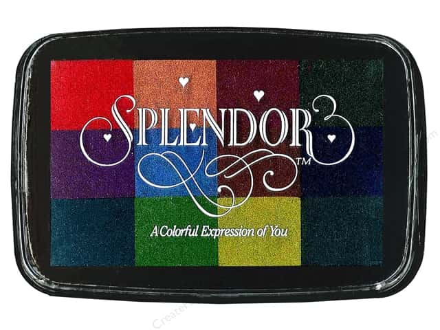 Tsukineko Splendor Pigment Ink Pad Magic