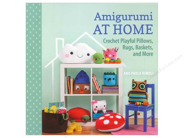 That Patchwork Place Amigurumi At Home Book