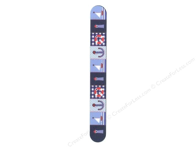FotoFiles Nail File 7 in. Nautical