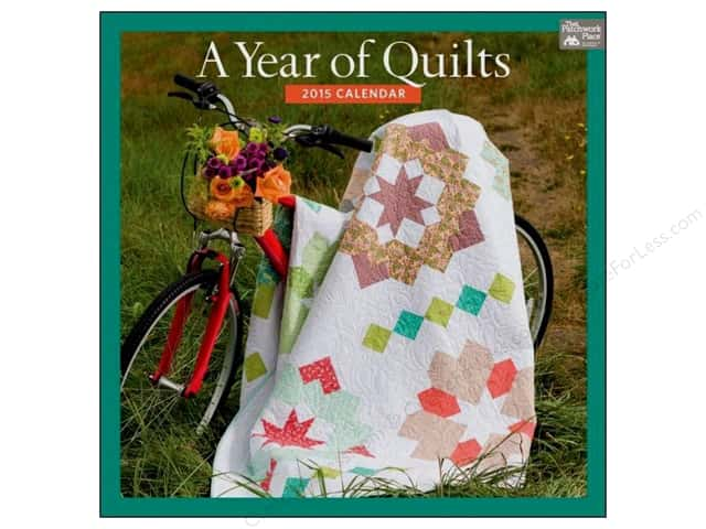That Patchwork Place A Year Of Quilts Calendar 2015